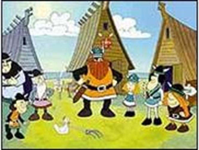 """""""Heidi"""" ve """"Vikingler"""" tekrar bizimle"""